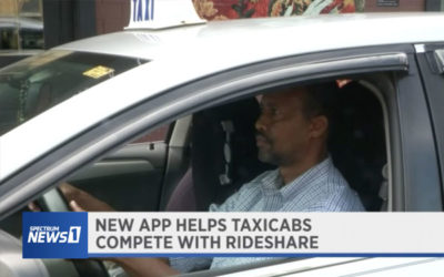 New App Helps Taxicabs Compete With Rideshare