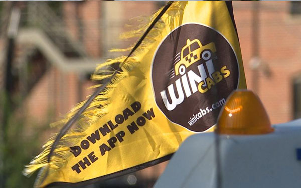 New ride share app brings back hope for Columbus taxi drivers