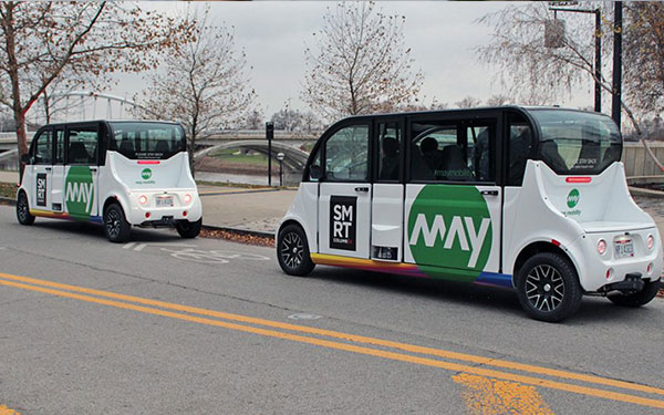 Transportation Roundup: Last Day Set For Downtown Shuttle